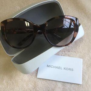 Michael Kors Coral Gables Tortoise sunglasses